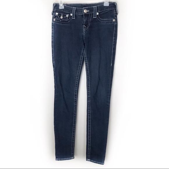 True Religion Denim - True Religion Misty skinny jeans